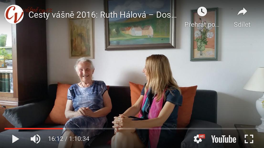 Cesty vášně s Ruth Hálovou