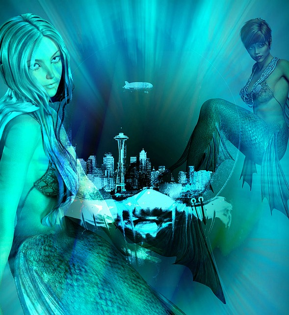 Atlantida je ukrytá hluboko uvnitř každého z nás!