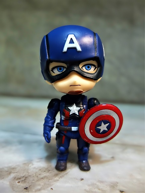 Are you suffering from the Captain America syndrome, too?