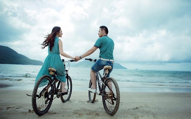 Řekněte svému muži, že jste cyklická. Budete z toho těžit oba!