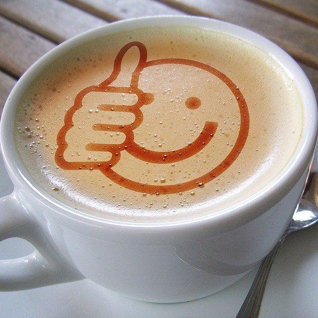 Kafe se smajlíkem