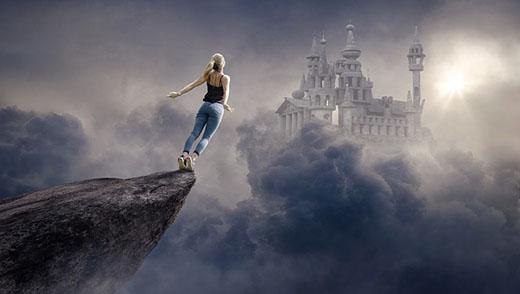 Sny nás učí porozumět našim vnitřním myšlenkovým nastavením.