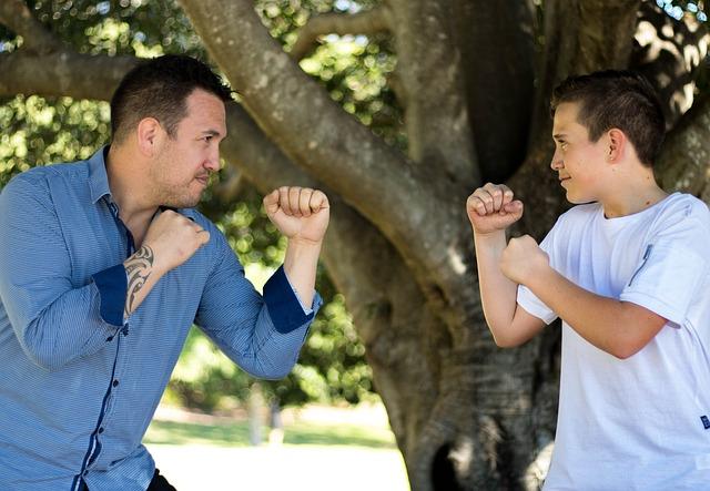 Vztah otce a syna je velmi důležitý