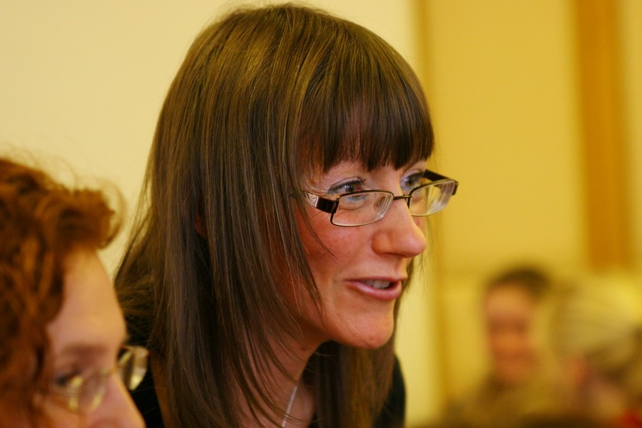 Miranda Gray v roce 2011