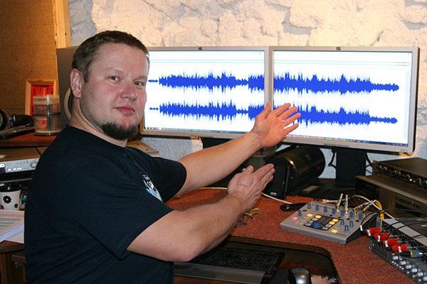 Radek Michalko a studio Fonografik