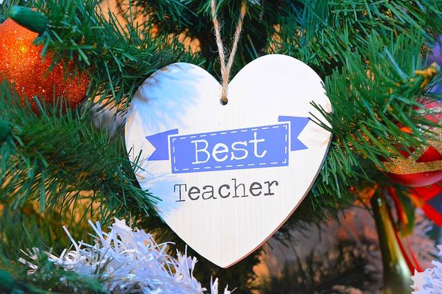 nejlepší učitelka