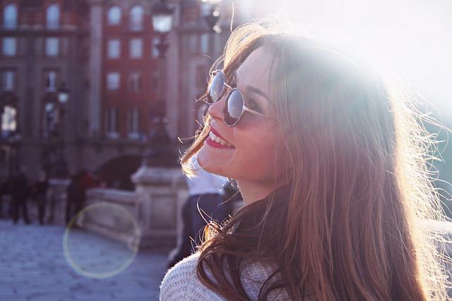 Usmívejte se. Nic nestojí za to, abyste se rozčilovala!