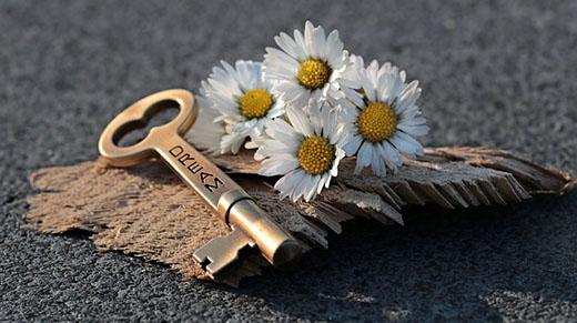 Klíč ke svým snům máte v ruce vy sami!