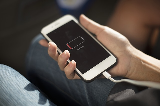 Charge yourself as regularly as you charge your mobile phone!