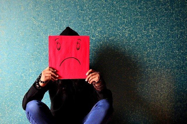 Nešťastný človek