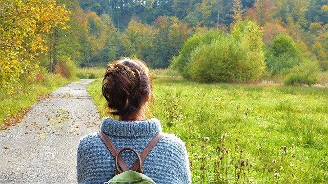 Už jste zkoušeli meditovat v chůzi?